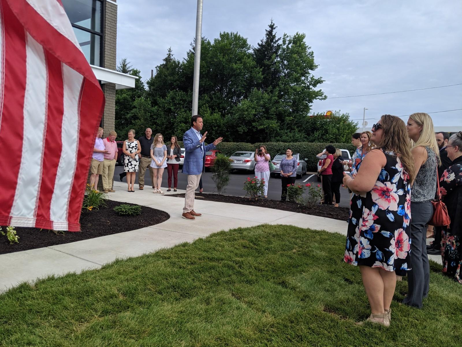 Tipp City Grand RE-opening Ceremony
