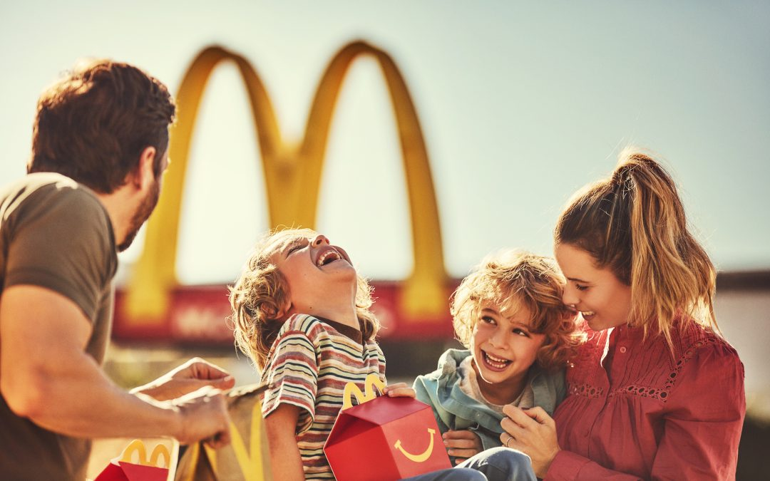 Jobs for Moms at McDonald's: A Success Story