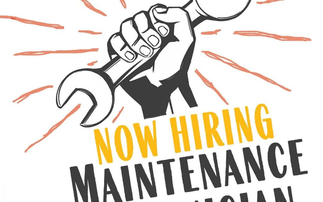Maintenance Position Available